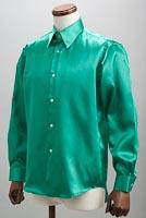 NECグリーンロケッツチームカラーシャツ