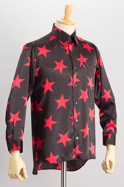 Ringo Starr 星柄シャツ