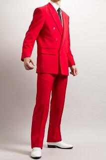 レッドスーツ 重岡さん着用カラー