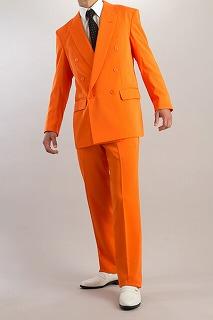 オレンジスーツ 桐山さん着用カラー