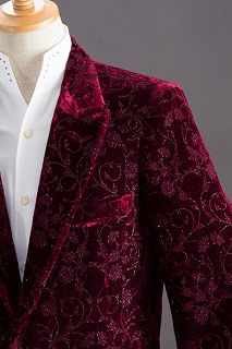 ステージ衣装のジャケット