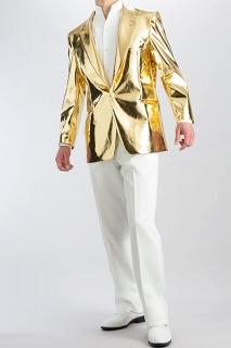 金色のジャケット販売店