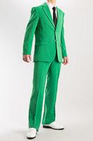 カラースーツ シングル グリーン