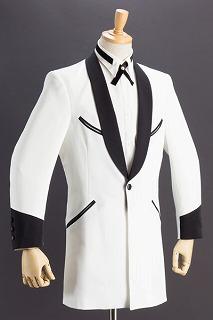 エドワードジャケットホワイト