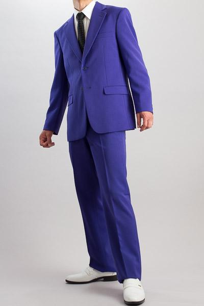 ぺこぱ紫スーツ