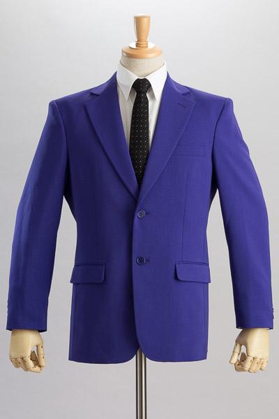 松陰寺太勇さん紫色のスーツ