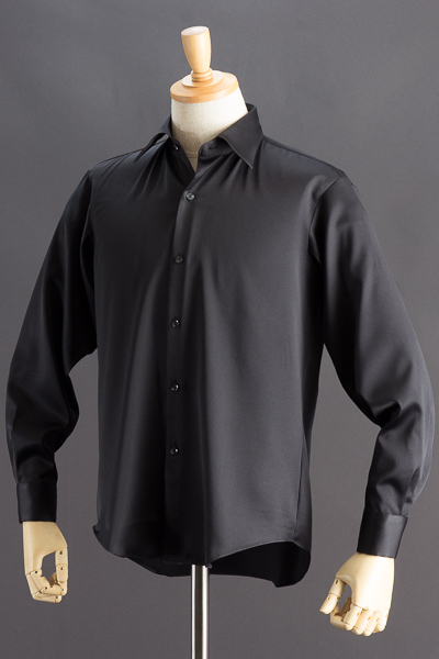 松陰寺太勇さん黒いシャツ