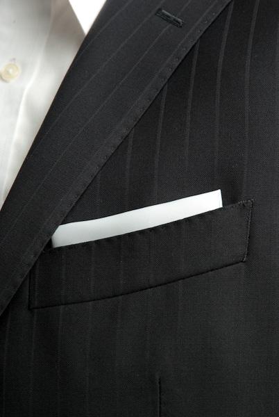 松陰寺太勇さん白いチーフ