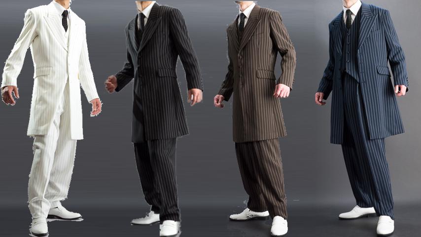 ズートスーツ