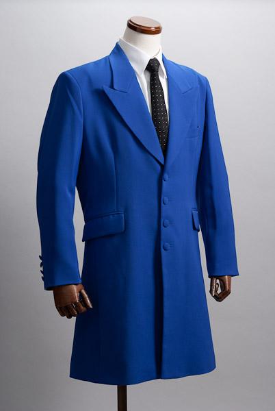 ズートジャケット・Zoot Jacket  ブルー