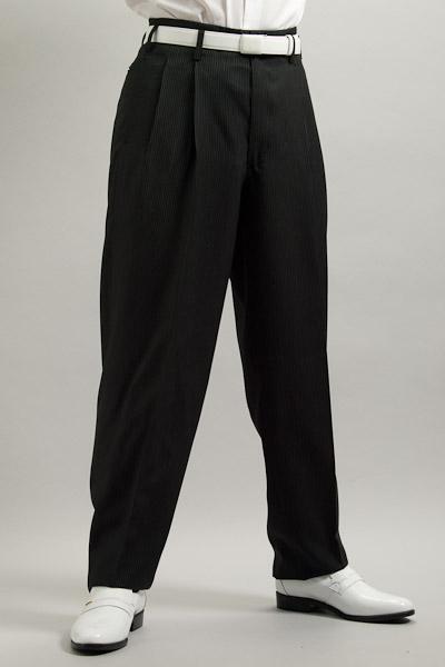 ズートパンツ・zoot pants ピンストライプ #0062