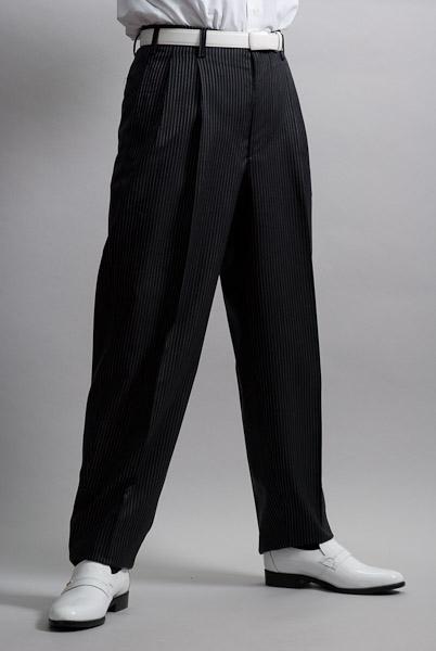 ズートパンツ ・zoot pants ピンストライプ #0116