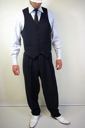 ズートベスト・Zoot Vest ブラック