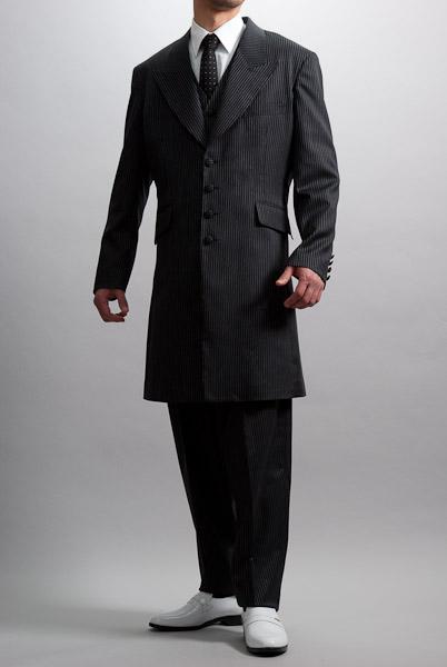 ズートスーツ・zoot suit  ピンストライプ #0061