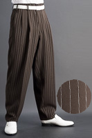ズートパンツ ・zoot pantsブラウン