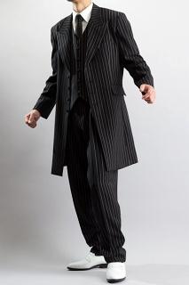 zoot suit black