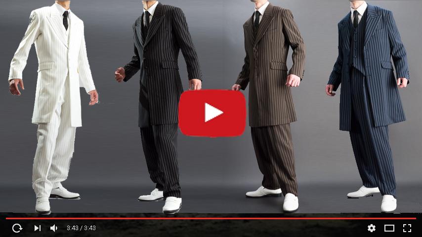 zootスーツ