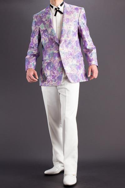 デザインジャケット #755 ラベンダー