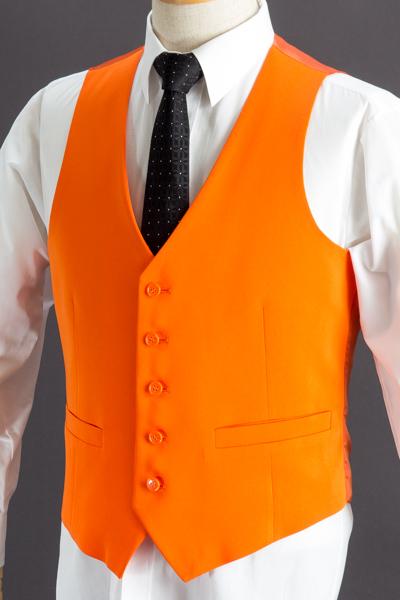 カラーベスト オレンジ