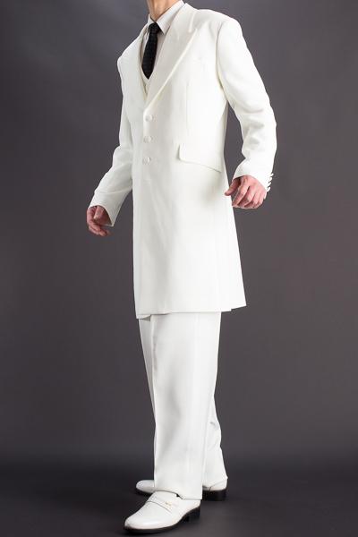 ズートスーツ・zoot suit #30002 ホワイト