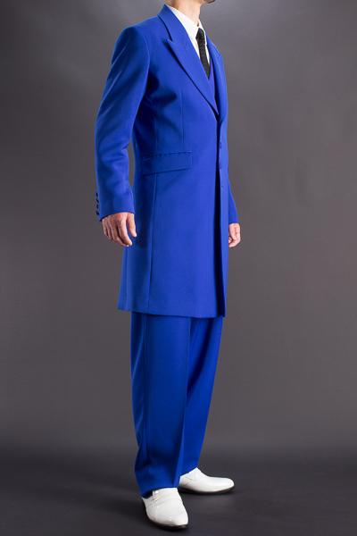 ズートスーツ・zoot suit #30002   ブルー