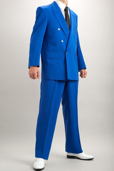 ダブル スーツ