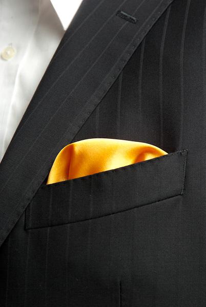 カラーポケットチーフ 37色