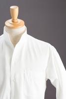 スタンドカラーシャツ オープンタイプ