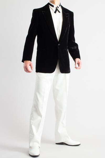 ラメベルベットジャケット #509 ブラック