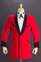赤いエドワードジャケット