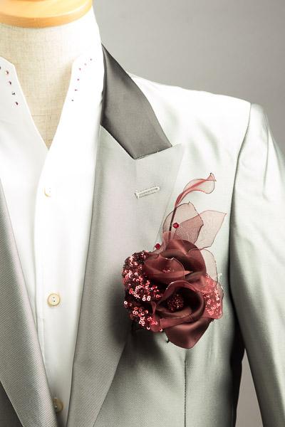 ステージ衣装の上野屋シャツ店 オンラインストア、アクセサリー・演奏会・カラオケ   ステージ衣装  ブローチ