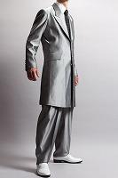 ズートスーツ・zoot suit シルバー