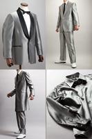 シルバースーツ|シルバー衣装各種